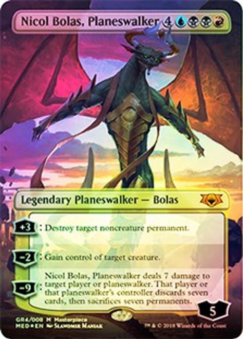 MtG Promo Cards Promo Nicol Bolas, Planeswalker [Mythic Edition]