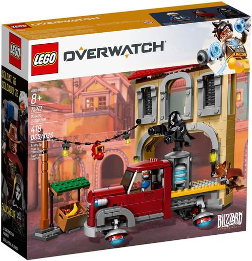 LEGO Overwatch Dorado Showdown Set #75972