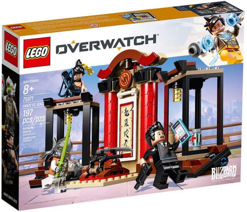 LEGO Overwatch Hanzo & Genji Set #75971