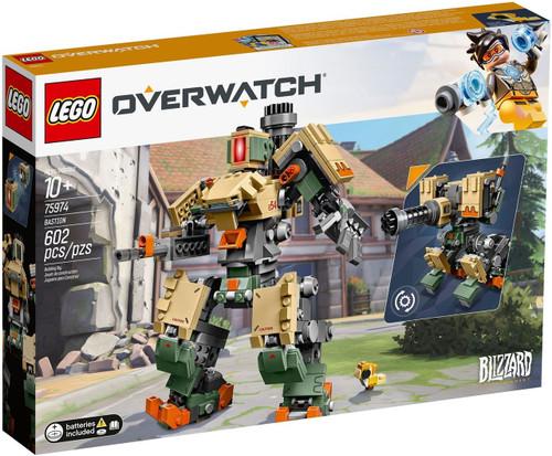 LEGO Overwatch Bastion Set #75974