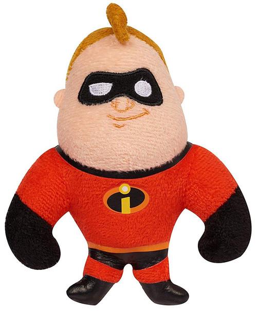 """Disney / Pixar Incredibles 2 Mr. Incredible 5"""" Mini Plush"""
