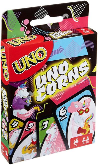 UNO Corns Card Game