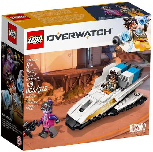 LEGO Overwatch Tracer vs. Widowmaker Set #75970