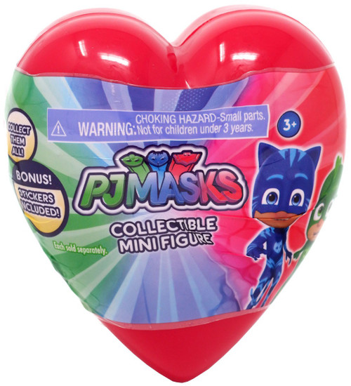 Disney Junior PJ Masks Collectible Figure Mystery Pack [Heart]