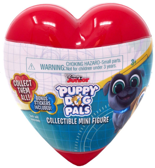 Disney Junior Valentine Puppy Dog Pals Mystery Pack