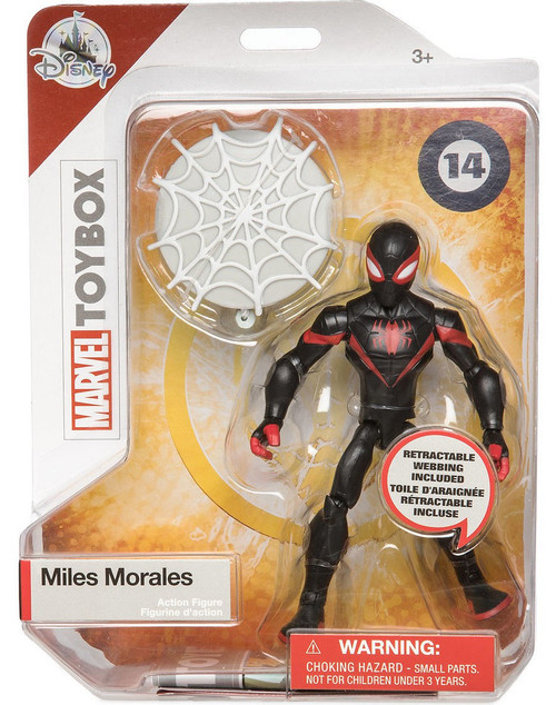 Disney Marvel Toybox Miles Morales Action Figure