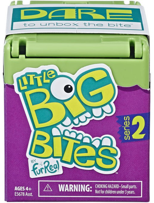 FurReal Little Big Bites Series 2 Mystery Pack [Wave 1, Green]