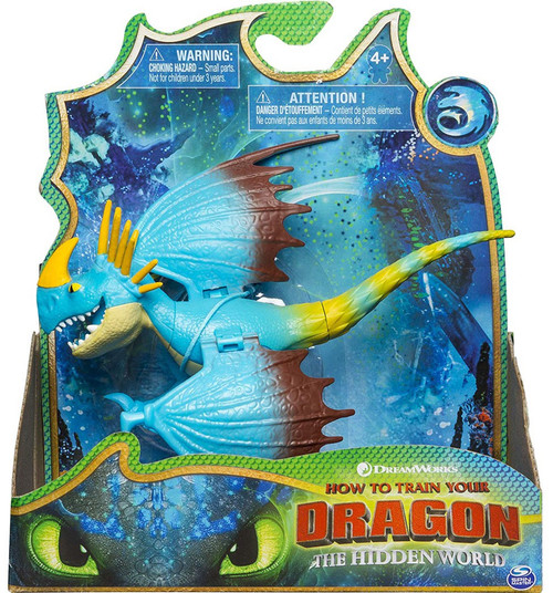 How to Train Your Dragon The Hidden World Stormfly Basic Action Figure