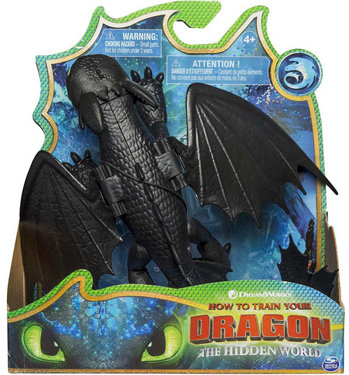 How to Train Your Dragon The Hidden World Toothless Basic Action Figure