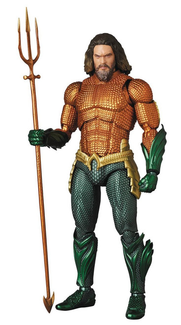 DC MAFEX Aquaman Action Figure