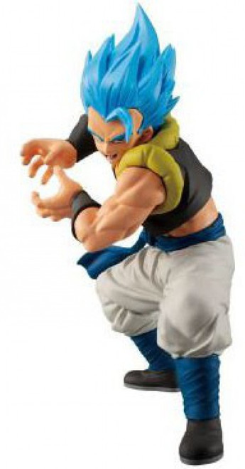 Dragon Ball Styling Super Saiyan Blue Gogeta 4.5-Inch PVC Statue