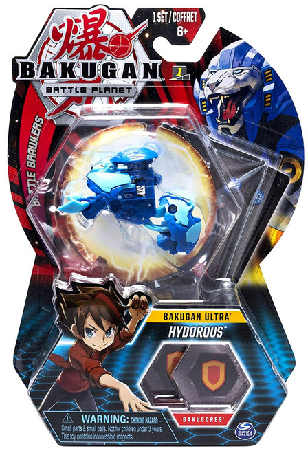 Bakugan Battle Planet Battle Brawlers Ultra Hydorous