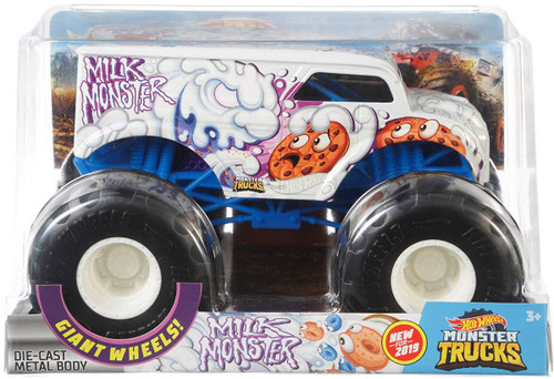 Hot Wheels Monster Trucks Milk Monster Diecast Car [1:24]