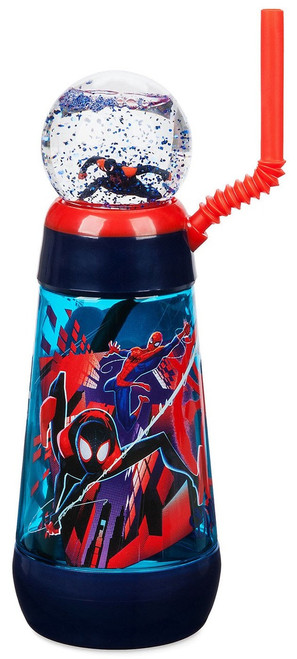 Disney Marvel Spider-Man Into the Spider-Verse Spider-Man Exclusive 8 Ounce Tumbler with Straw