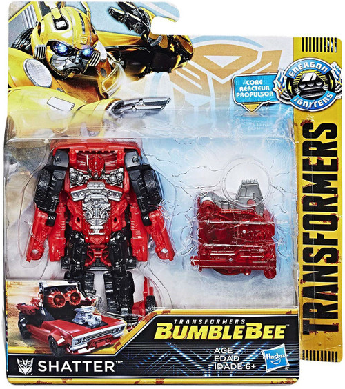 Transformers Bumblebee Movie Energon Igniters Power Plus Shatter Action Figure