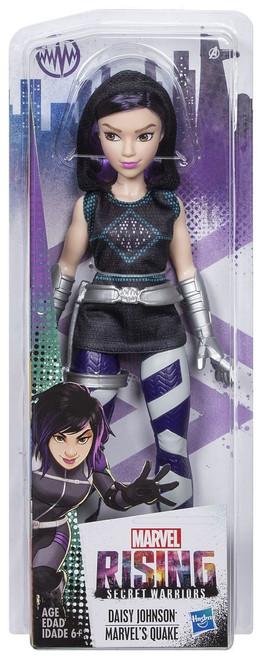 Marvel Rising Daisy Johnson Quake Training Outfit Doll