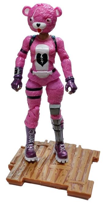 Fortnite Cuddle Team Leader 4-Inch Figure [Loose]