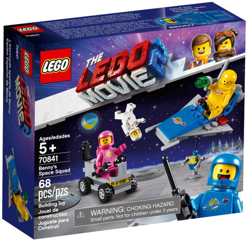 The LEGO Movie 2 Benny's Space Squad Set #70841