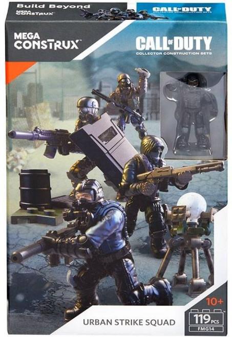 Call of Duty Urban Strike Squad Set [Damaged Package]
