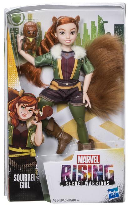 Marvel Rising Secret Warriors Squirrel Girl Action Figure