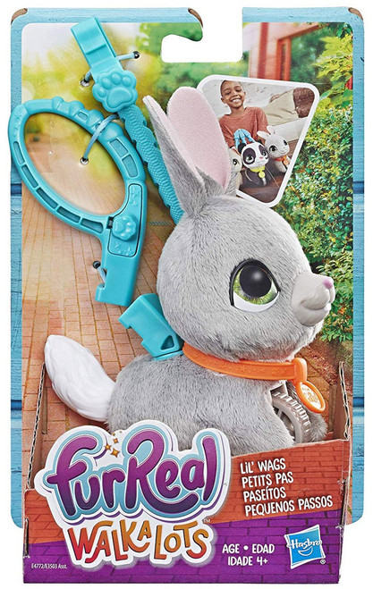 FurReal WalkaLots Lil' Wags Bunny