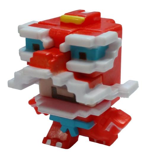 Minecraft Chinese Mythology Series 14 Dragon Dancer Steve Minifigure [Loose]