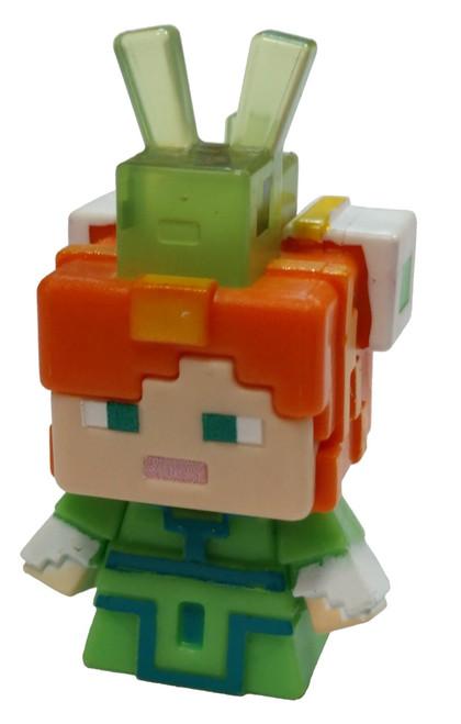 Minecraft Chinese Mythology Series 14 Jade Rabbit Alex Minifigure [Loose]