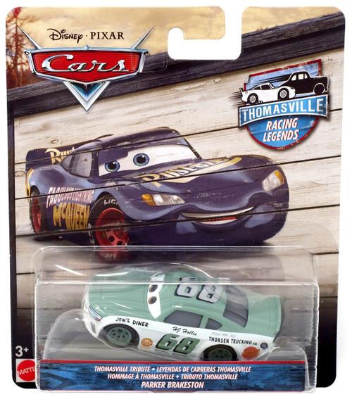 Disney / Pixar Cars Cars 3 Thomasville Racing Legends Parker Brakeston Diecast Car [Thomasville Tribute]