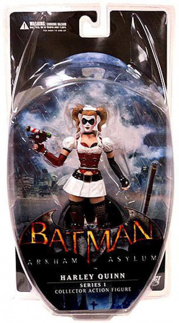 Batman Arkham Asylum Harley Quinn Action Figure