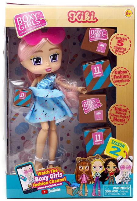 Boxy Girls Series 2 Kiki Doll