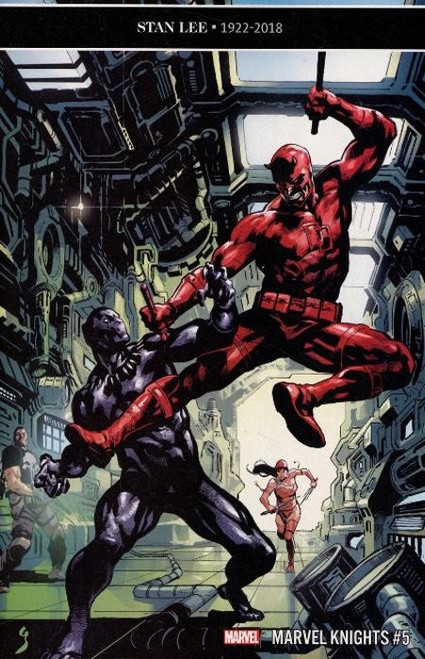 Marvel Comics Marvel Knights #5 of 6 Comic Book