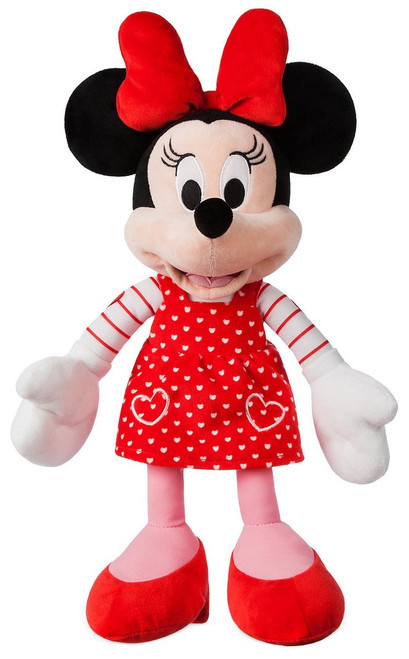 Disney 2019 Valentine's Day Minnie Mouse Exclusive 15-Inch Plush [Sweetheart]