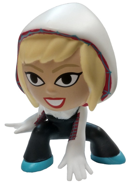 Funko Spider-Man Classic Series 1 Spider-Gwen (Unmasked) Exclusive 1/72 Mystery Minifigure [Loose]