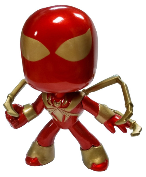 Funko Spider-Man Classic Iron Spider Exclusive 1/36 Mystery Minifigure [Loose]