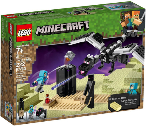 LEGO Minecraft The End Battle Set #21151
