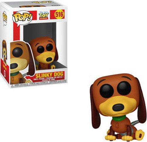 Funko Disney / Pixar Toy Story POP! Slinky Dog Vinyl Figure #516