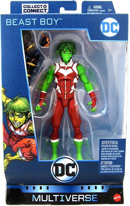 DC Multiverse Batman Ninja Series Beast Boy Action Figure
