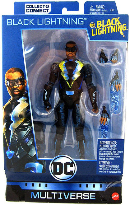 DC Multiverse Batman Ninja Series Black Lightning Action Figure
