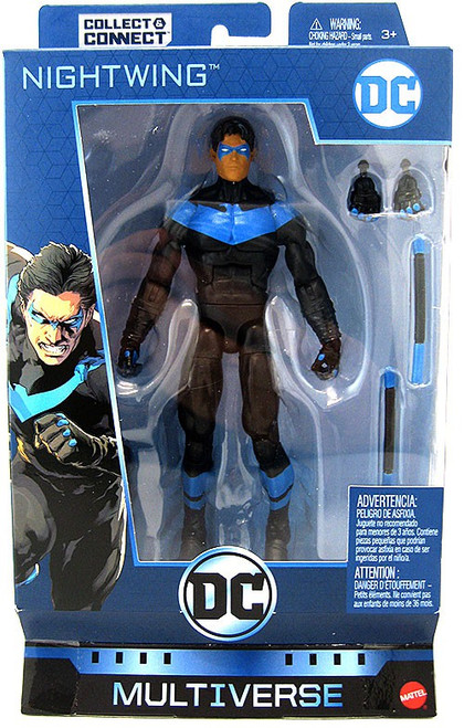 DC Multiverse Batman Ninja Series Nightwing Action Figure