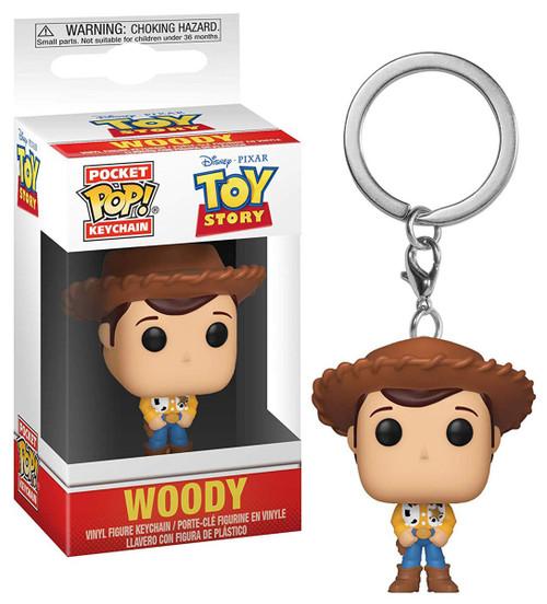 Funko Disney / Pixar Toy Story Pocket POP! Woody Keychain