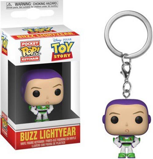Funko Disney / Pixar Toy Story Pocket POP! Buzz Lightyear Keychain