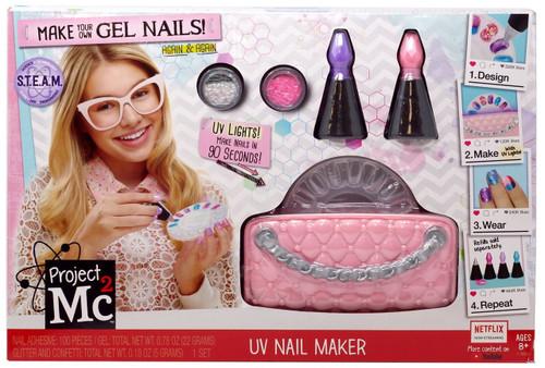 Project MC2 UV Nail Maker Playset