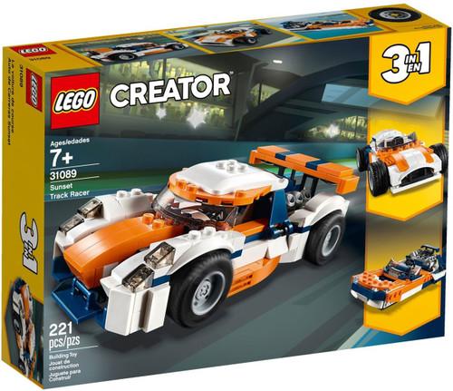 LEGO Creator Sunset Track Racer Set #31089