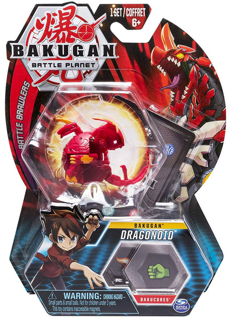Bakugan Battle Planet Battle Brawlers Bakugan Dragonoid