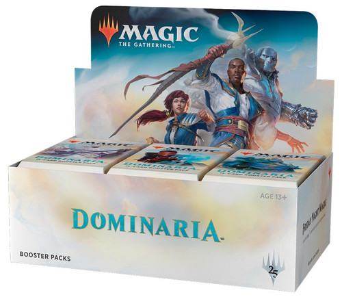 MtG Trading Card Game Dominaria Booster Box [Japanese]