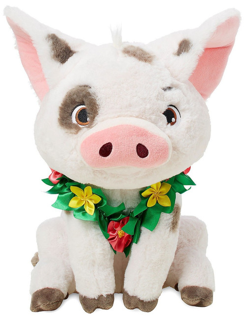 Disney Moana Pua with Lei Exclusive 14-Inch Plush