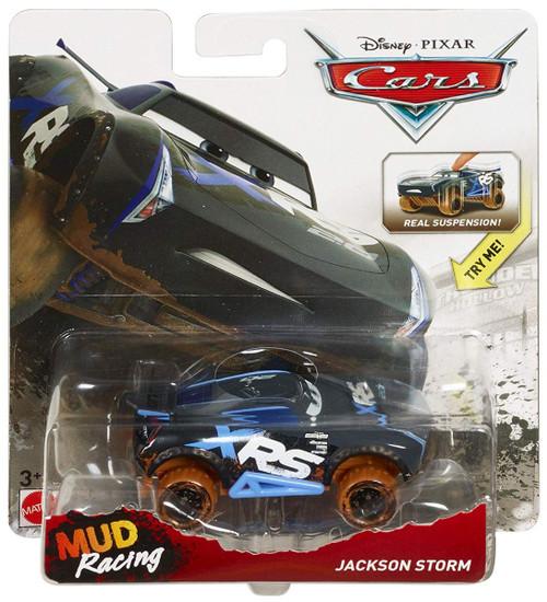 Disney / Pixar Cars Cars 3 XRS Mud Racing Jackson Storm Diecast Car [XRS]