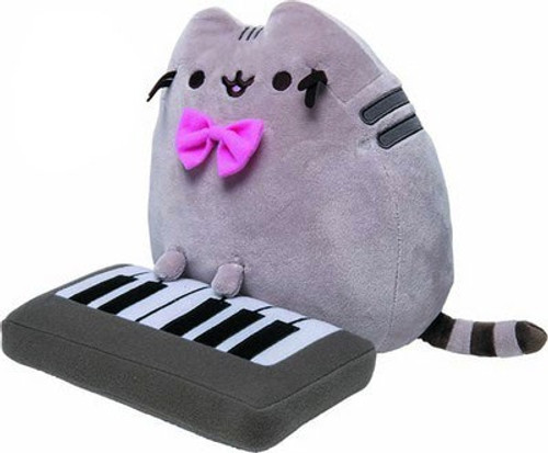 Pusheen with Keyboard Exclusive 9-Inch Plush