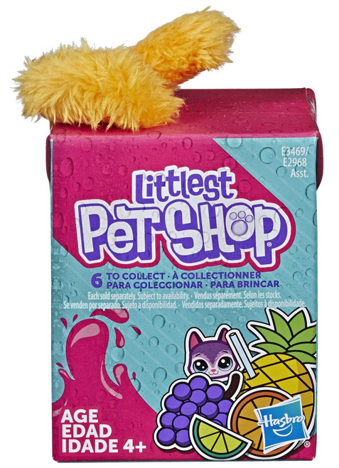 Littlest Pet Shop Hungry Pets Monkey Plush