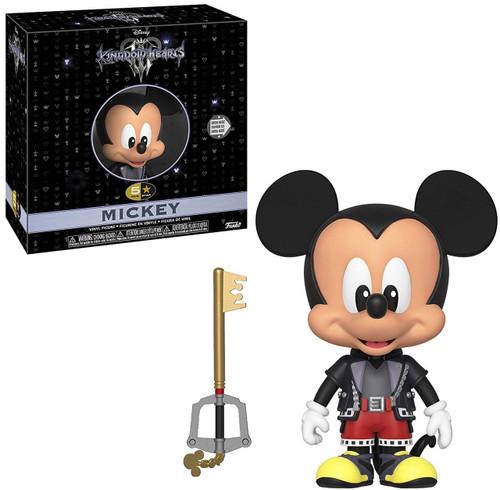 Disney Kingdom Hearts III Funko 5 Star Mickey Vinyl Figure